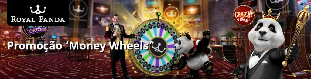 Royal Panda roda do dinheiro