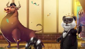 Royal Panda carnaval